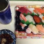スーパーのお寿司は美味しい