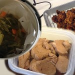 お弁当用に角煮・蒸し野菜・唐揚げを用意したよ!(写真大量)