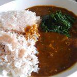 野菜スープからカレーにヘンゲ