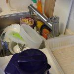 動画「食器洗いおじさん」