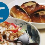 動画「思わず豪華になってしまったパン食の朝ごはん」