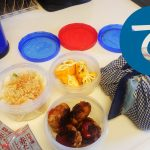 動画「ピクニックのようなお見舞いのお弁当」