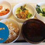 動画「家メシは鶏肉とぬか漬け小松菜の炒め物」