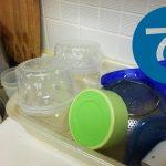動画「ぬか床ケアと皿洗い」