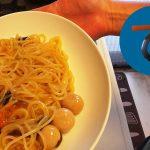 動画「パスタと中華丼の素でつくる家メシ」