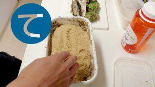 動画「ぬか床メンテナンスとお皿洗い」