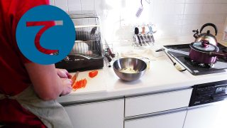 動画「休日っぽくダラダラとたくさん炊事」