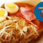 動画「お昼はマルちゃんの味噌ラーメン」