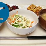 動画「ハンバークや玉子焼きのお昼ご飯」