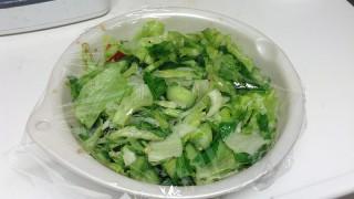 海鮮サラダ風漬け物