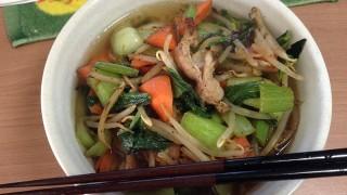 お昼にタンメン(写真大量)