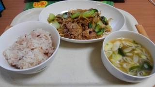 焼肉のタレで肉野菜炒め