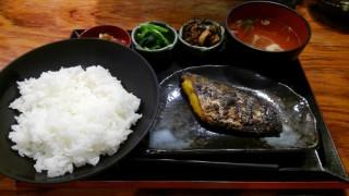 いな泉の鰆の西京焼き定食