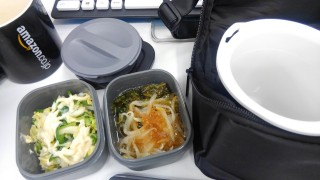 弁当 without 白ご飯