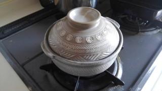レンチン常備菜と土鍋ご飯