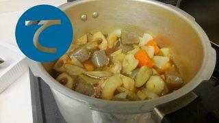 動画「新年一発目の常備菜はきんぴらごぼうと煮物」