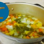 動画「常備菜に野菜スープをてんこ盛り」