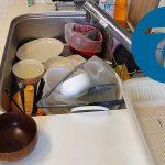 動画「皿を洗わないと始まらない」