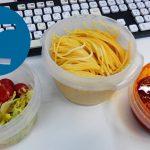 動画「パスタでスパゲティなお弁当」