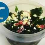 動画「ワカメと豆腐のサラダ」