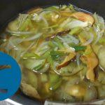 動画「旨みたっぷり野菜スープ」
