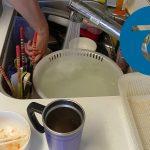 動画「朝活としてのキッチンお片付け」
