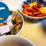 動画「休日のお昼ごはん」