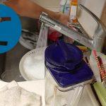 動画「【環境音】ただただしっぽりと皿洗い」