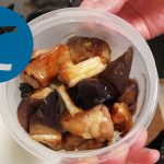 動画「お弁当の主菜、焼き鳥風チキングリルを魚グリルで。」