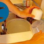 動画「連休初日のものぐさ皿洗い」