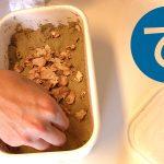 動画「たっぷり皿洗いのあとにぬか床メンテナンス」