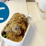 動画「皿洗ってぬか漬けをつけて小松菜を湯がく」