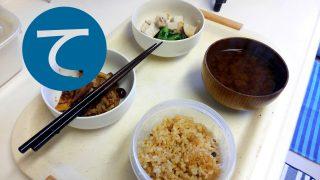 動画「平日のお昼のお家ご飯」