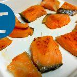 動画「鮭を焼いてお弁当用に冷凍ストック」