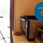 動画「カメラ位置を模索中の皿洗い」