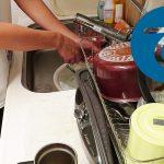動画「やったぜサブ5報告な皿洗い」