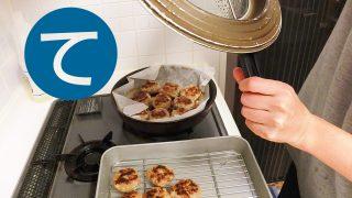 動画「お弁当の味方!常備菜のハンバーグ」