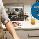 動画「皿洗いをして買い物したものを保存食にしていく」