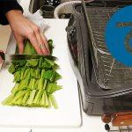動画「野菜の前処理をする回」