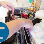 動画「本当にひたすら皿洗いをする回」