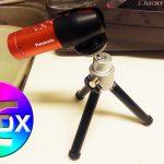 動画「【DX】小さいカメラで皿洗いテスト」