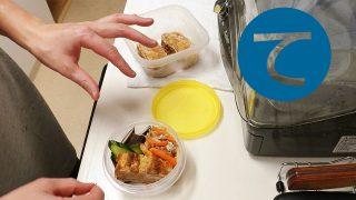 動画「翌日のお弁当の準備」