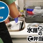 動画「皿洗いしながら近況報告」
