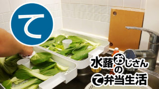 動画「フードドライヤー(ドラミニ)で青梗菜とえのき茸を乾燥させてみた」